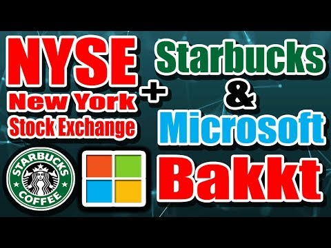Coinbase adding Ethereum Classic (ETC) Aug 7th!! NYSE + Microsoft, Starbucks Create Bakkd!