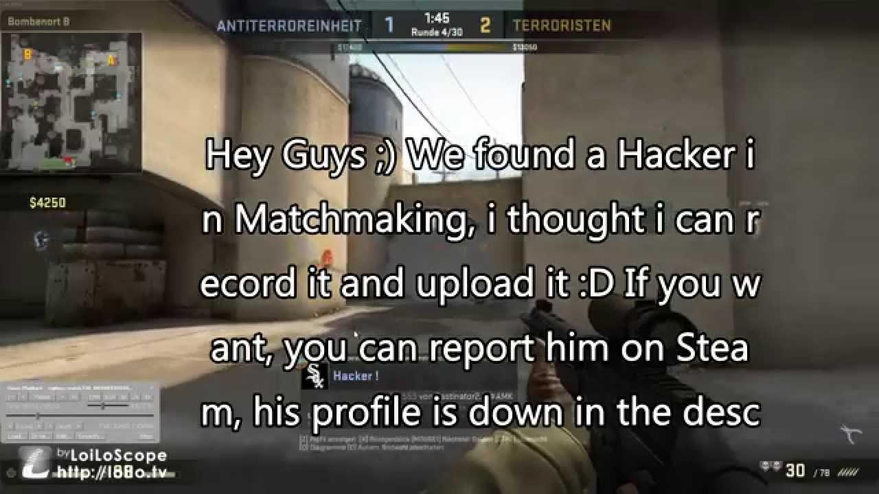 Matchmaking commandos CS gaan LN 25 hook up