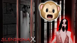 IS THAT GRANNY?!?! | Slendrina X | Fan Choice Friday