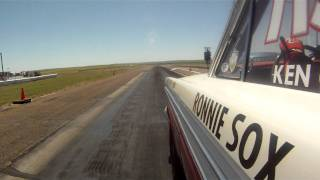 1964 A/FX Ronnie Sox Tribute Comet  Julesburg Dragstrip Oldest NHRA Track in the country.