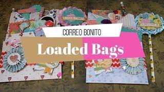 Correo Bonito | Loaded bags | Yoltzin handmade