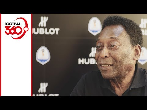 Pele on his World Cup memories, Neymar and Brazil's chances this summer in Russia