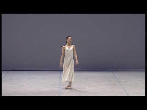 Prix de Lausanne 2008 - Akane Takada - Contemporary Variation