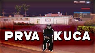 SKILL ARENA - PRVA KUCA!/Gta SAMP#41