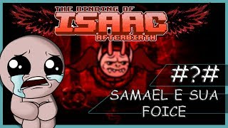 MOD Racing SAMAEL E A FOICE SINISTRA The Binding Of Isaac Afterbirth Plus PTBR