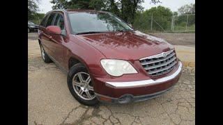2007 Chrysler Pacifica 4dr Wgn Touring FWD (Topeka, Kansas)