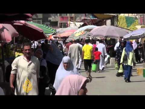 Political crisis divides Egypt's Suez