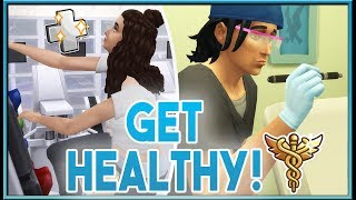 🏥 Private Practice Mod UPDATE! | The Sims 4 (by SimRealist)