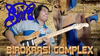 "Download Birokrasi Complex "" SLANK "" Full Guitar Cover  / Tanpa Vokal / Instrument only / Lyrics"