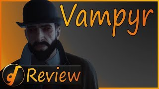 Vampyr - Review (June 2018) (Video Game Video Review)