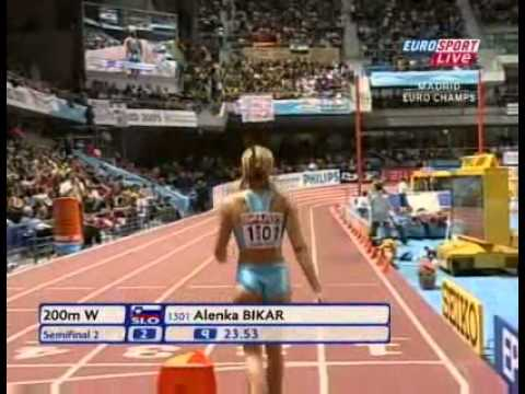 Alenka Bikar is supergirl !