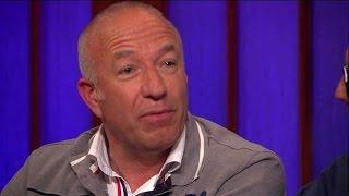 Tom Coronel: 'Ik ben echt gillend door de studio gesprongen' - RTL LATE NIGHT