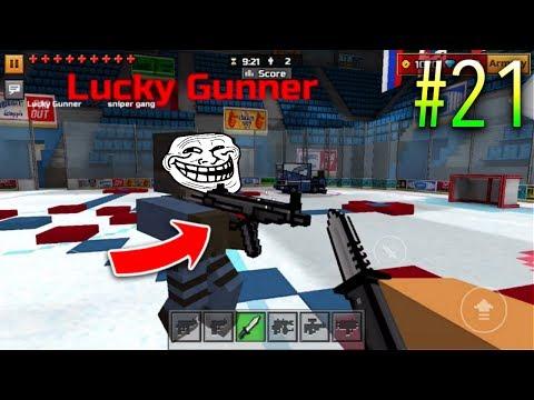 HE STOLE MY GUN!! 😡 | Pixel Gun 3D Deadly Games #21