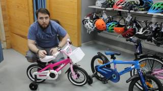 Обзор детских велосипедов в 100%СПОРТА(https://www.100sporta.ru/velosipedi/detskie., 2016-06-07T17:18:51.000Z)