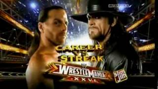 WWE Wrestlemania XXVI Full Matchcard