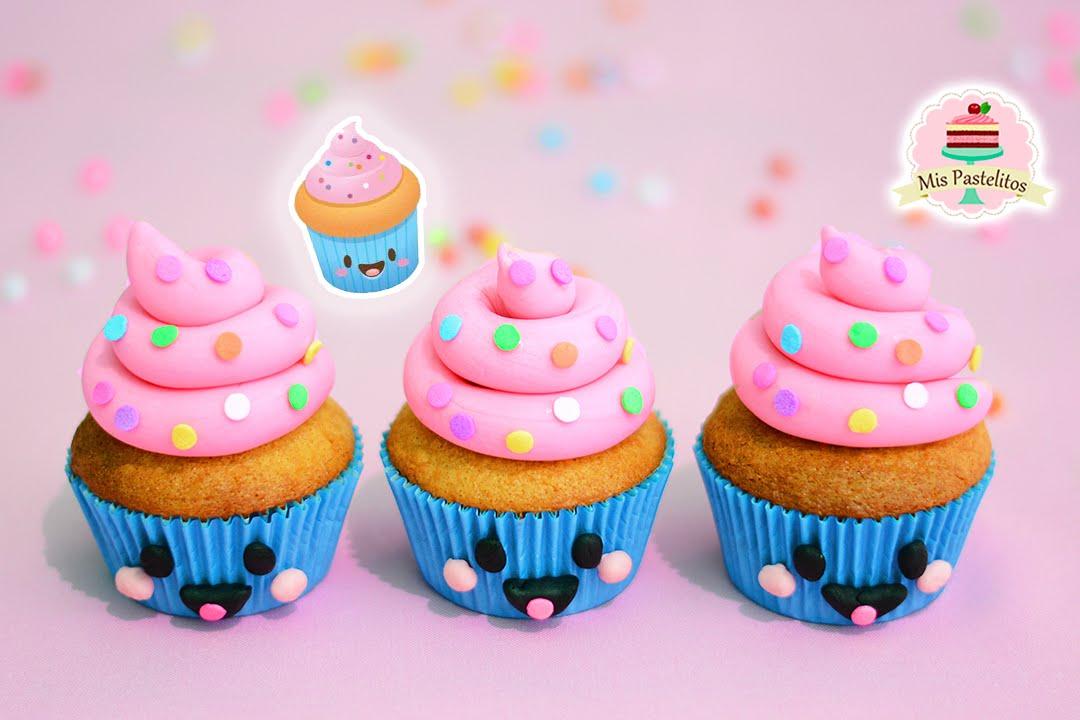 Image Kawaii De Cup Cake