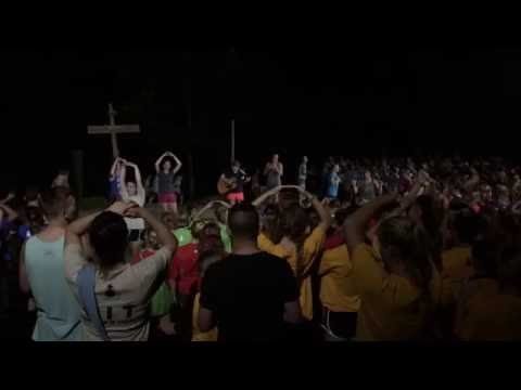 Camp Ondessonk - Here Comes Jesus - Session 6 (Girls Week) 2016