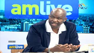 People need to be educated about healthy lifestyle - Okong'o Omogeni