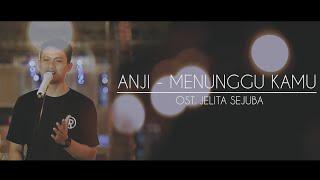 ANJI - MENUNGGU KAMU (OST. Jelita Sejuba ) | Cover by Irfan Azis