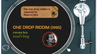 One Drop Riddim Medley (1995) Sizzla,Luciano,Cocoa Tea,Tony Rebel,Beres Hammond,Selassie I Warriors