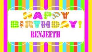 Renjeeth   Wishes & Mensajes