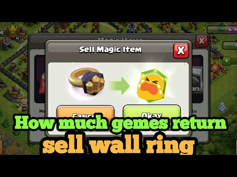 COC wall ring sell