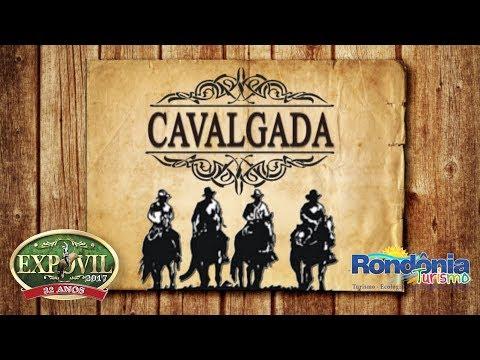 Cavalgada Expovil 2017 - Rondônia Turismo