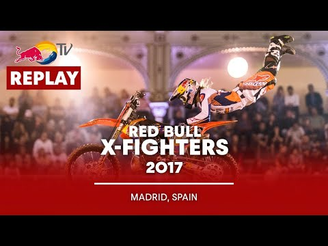 Red Bull X-Fighters 2017 I Live Look Back