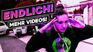 Ab heute regelmäßig Videos!!!
