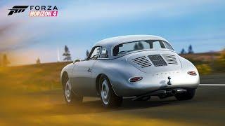 Porsche 356 C Emory Cabriolet Brilliantly Reimagined in Forza Horizon 4