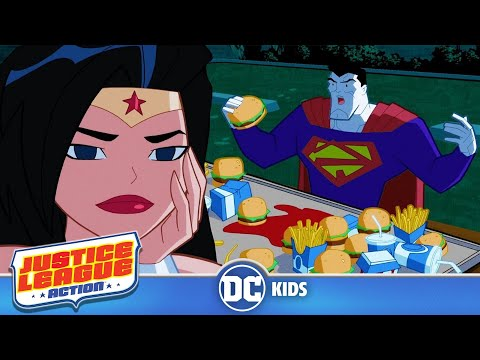 Justice League Action | Unlikely Alliances! | DC Kids