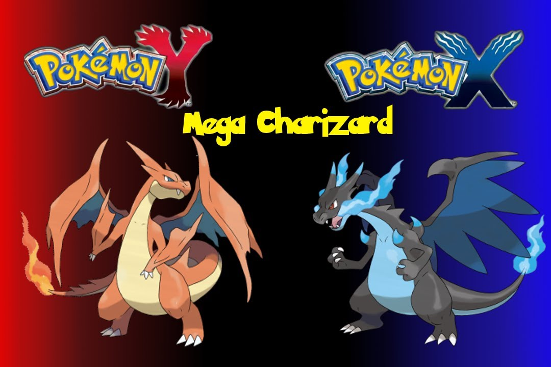 Quot Mega Charizard X Quot Pokemon X And Y News Youtube