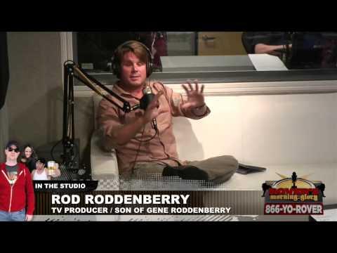 Star Trek creator Gene Roddenberry's son talks about the legend