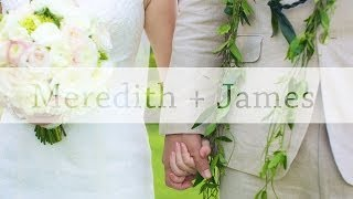 Meredith + James: Hawaii Wedding Film Thumbnail