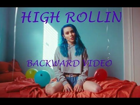 Jaira Burns - High Rollin (Backward Video)