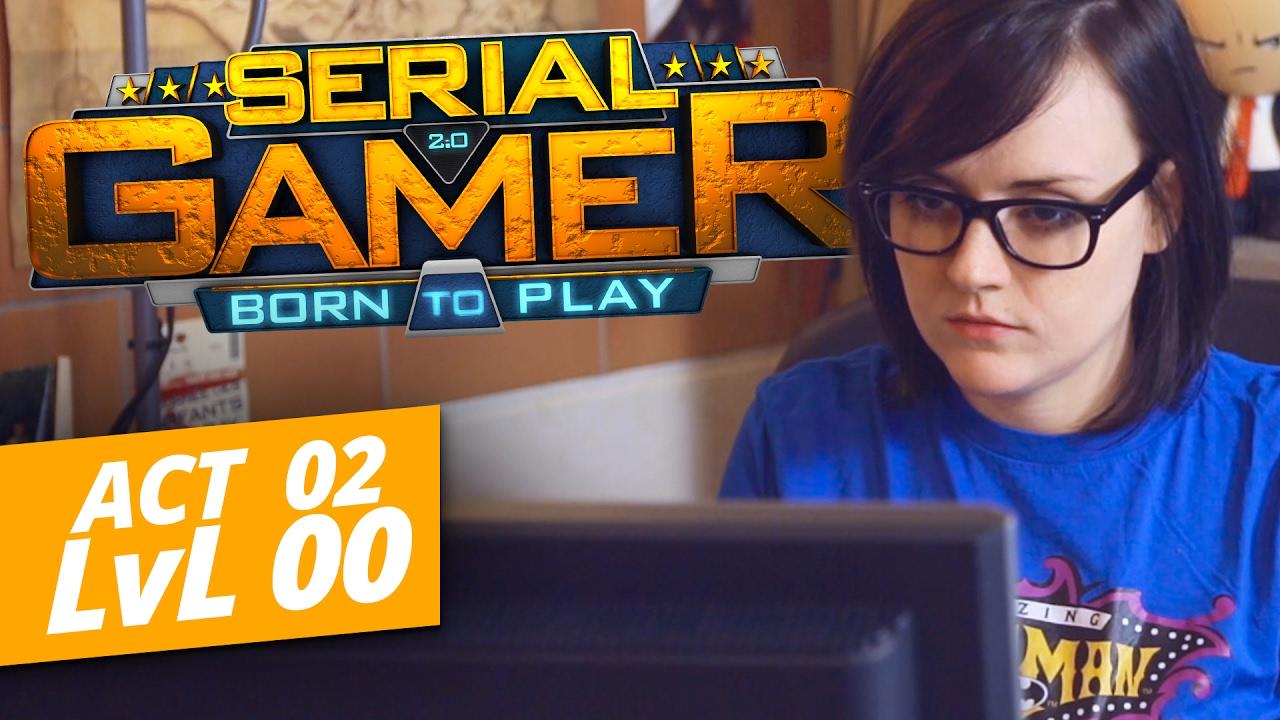 Serial Gamer [Webserie] 2x00 - Un nouveau départ