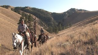 Gambar cover Idaho's Conservation Officers