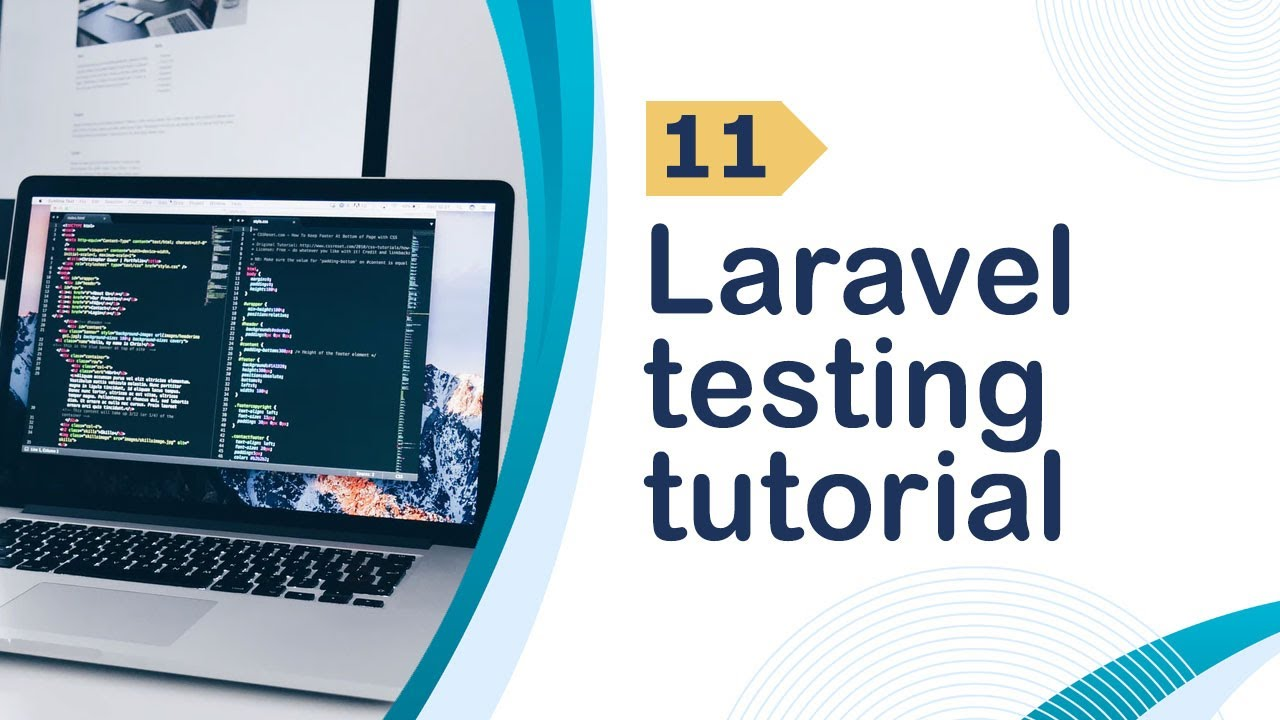 Testing Events and Emails  - Laravel testing tutorial 11
