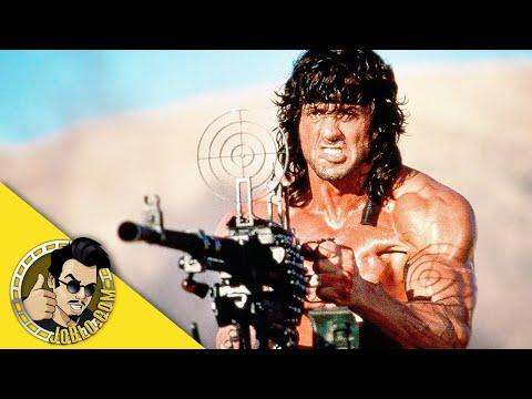 Rambo III - The Black Sheep