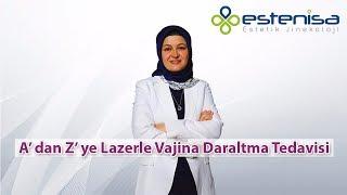 Lazer Vajinoplasti (Vajina Daraltma) Tedavisi ve Estetiği