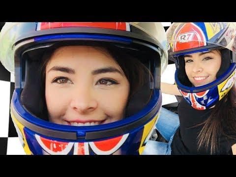 GO KARTS SANTIAGO RACING TRACK SRT - Karlztv :)