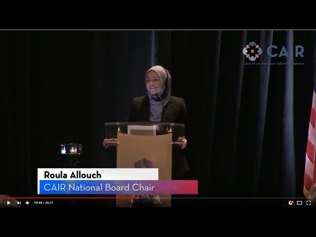 Full Video: CAIR Congressional Reception with Reps. Rashida Tlaib, Ilhan Omar and André Carson