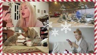 Vlogmas, day 3: LET IT SNOW!