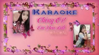 Chồng Ơi, Em Yêu Anh (Karaoke/Beat) - Myn Miu