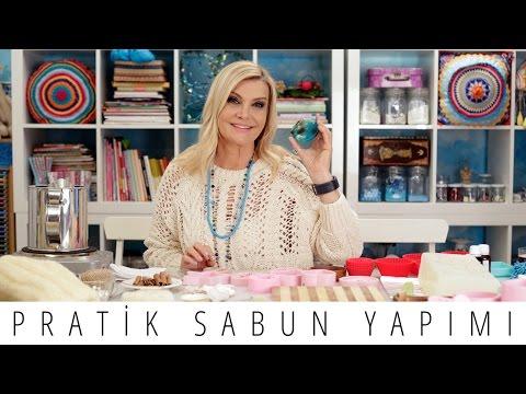 Pratik Sabun Yapımı | Derya Baykal