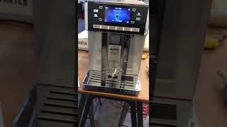 empty circuit error - DeLonghi prima donna exclusive - 872.1 test