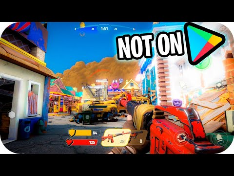 10 BEST ANDROID GAMES NOT AVIABLE ON GOOGLE PLAY STORE #14