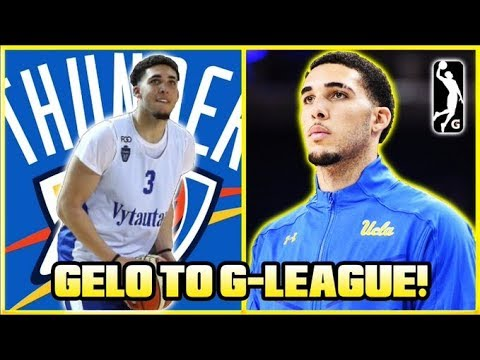Report: LiAngelo Ball signs one-year, non-guaranteed Exhibit 10 ...