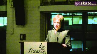 Dorothy Hamill at Ice Theatre of New York 2010 gala