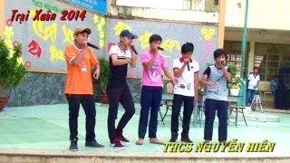BeatBox Trại Xuân 2014 - THCS  Nguyễn Hiền Q12